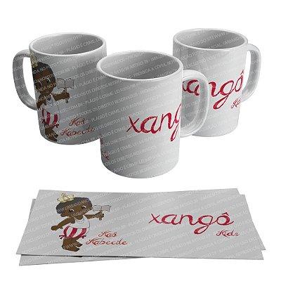 Caneca Xangô Kids