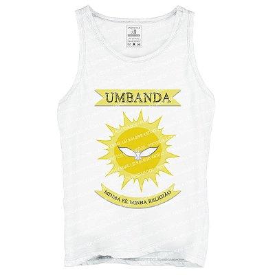 Regata Umbanda Minha Fé