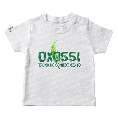 Camiseta Infantil Trono do Conhecimento