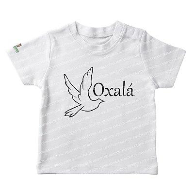 Camiseta Infantil Oxalá II