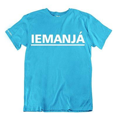 Camiseta Azul Claro Iemanjá