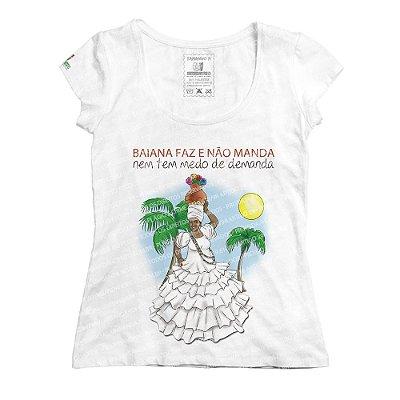 Baby Look Baiana Faz e Não Manda