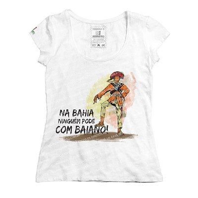 Baby Look Ninguém Pode com Baiano
