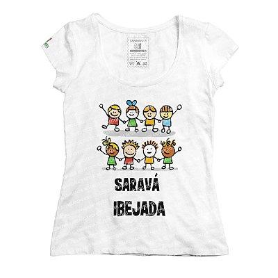 Baby Look Saravá Ibejada