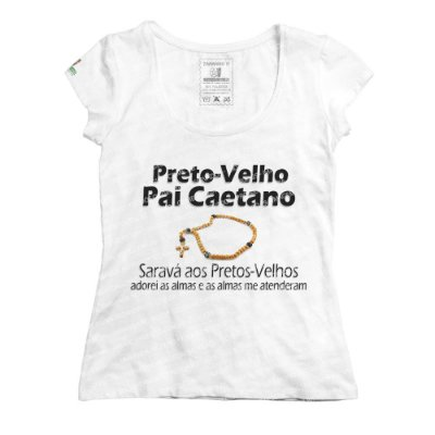 Baby Look Pai Caetano