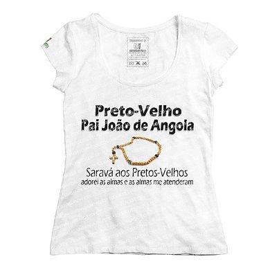 Baby Look Pai João de Angola