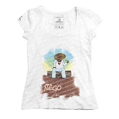 Baby Look Salve Nêgo