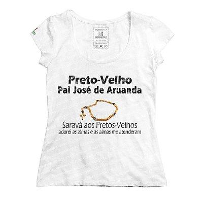 Baby Look Pai José de Aruanda