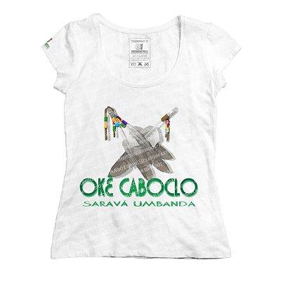 Baby Look Salve Caboclo, Salve a Umbanda