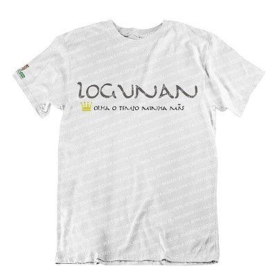 Camiseta Rainha Logunan
