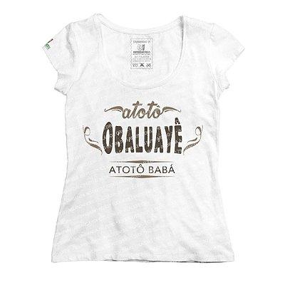 Baby Look Atotô Babá