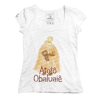 Baby Look Atotô Obaluayê
