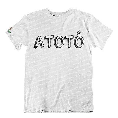 Camiseta Salve Atotô