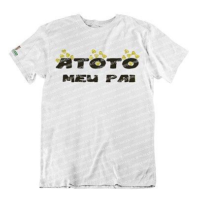 Camiseta Saravá Atotô