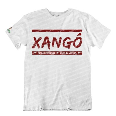 Camiseta Rei das Pedreiras