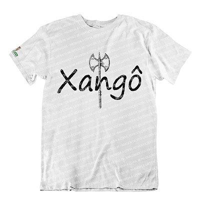 Camiseta Machado de Xangô