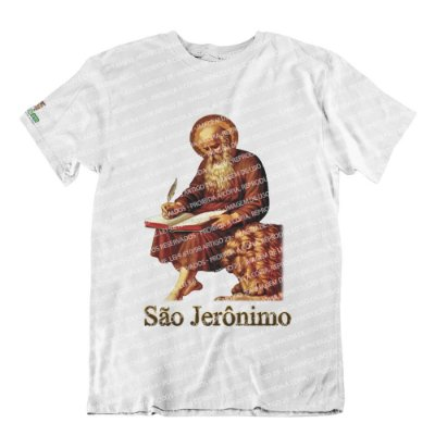 Camiseta São Jerônimo