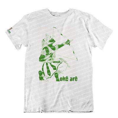 Camiseta Salve Oxossi