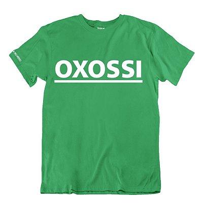 Camiseta Verde Oxossi