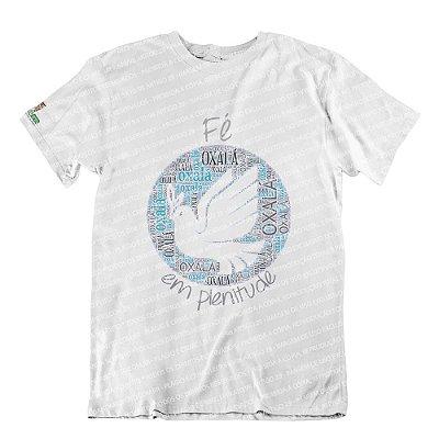 Camiseta Oxalá: Fé em Plenitude