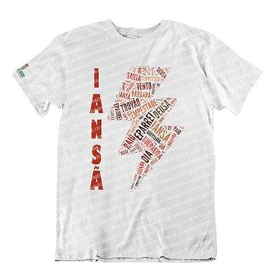 Camiseta Iansã Mamãe