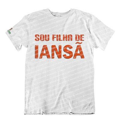 Camiseta Sou Filha de Iansã
