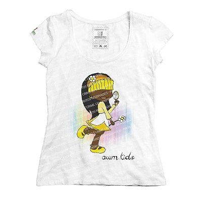 Baby Look Oxum Kids (amarela)