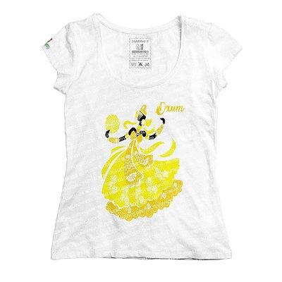 Baby Look Ora Iê Iê (amarela)