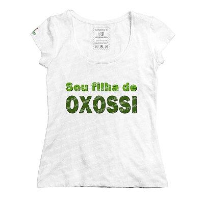 Baby Look Sou Filha de Oxossi