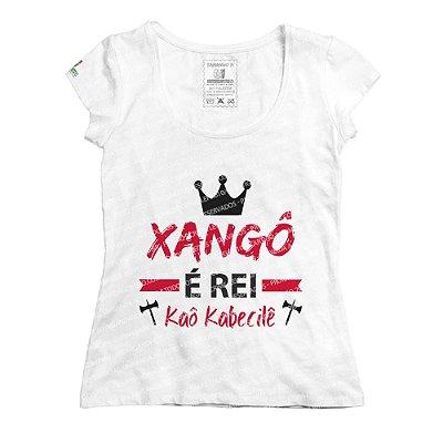 Baby Look Xangô é Rei