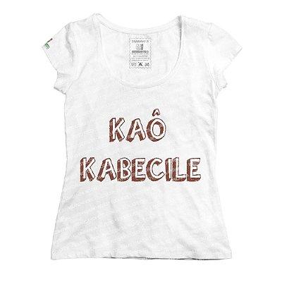 Baby Look Kaô Kabecile II