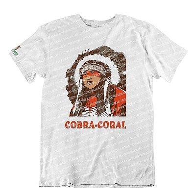 Camiseta Caboclo Cobra Coral