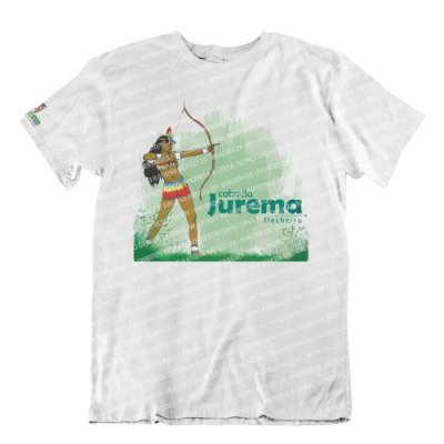 Camiseta Jurema Flecheira
