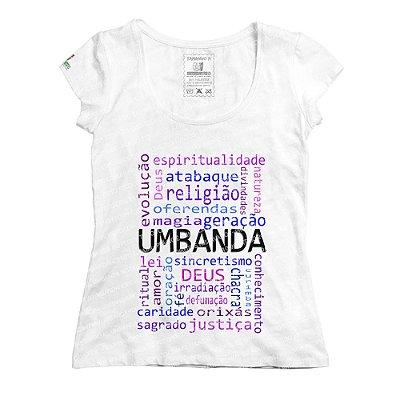 Baby Look Querida Umbanda