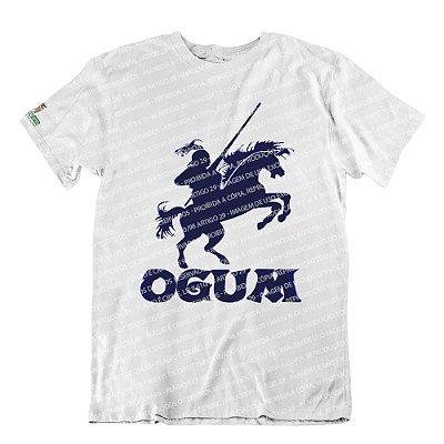 Camiseta Cavaleiro Ogum