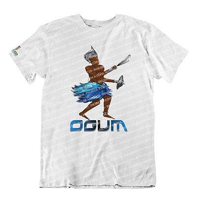 Camiseta Ogum Coleção Orixás