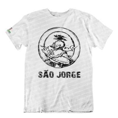 Camiseta São Jorge II