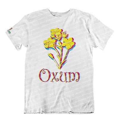 Camiseta Flores para Oxum