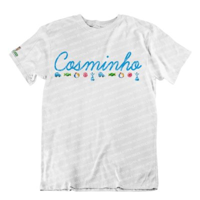 Camiseta Erê Cosminho