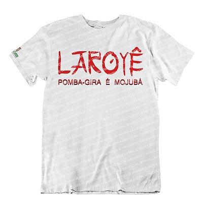 Camiseta Pomba-Gira é Mojubá
