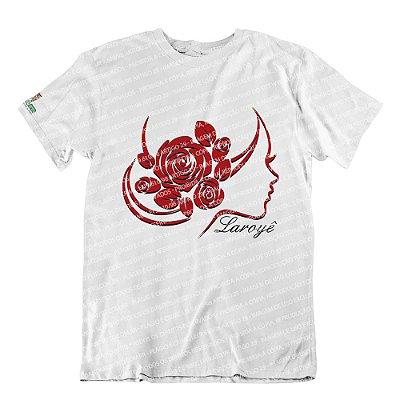 Camiseta Pomba-Gira Laroyê