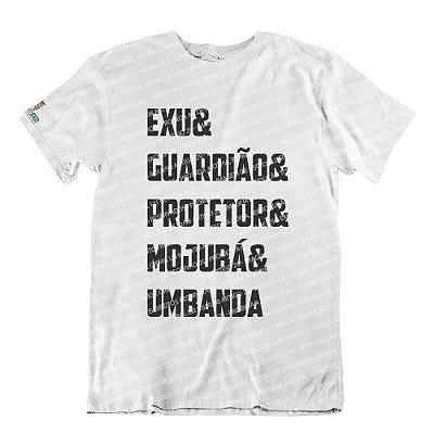 Camiseta Exu Guardião Protetor