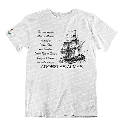 Camiseta Um Navio Negreiro
