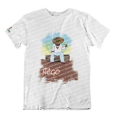 Camiseta Salve Nêgo