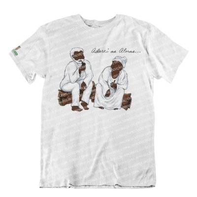Camiseta Vovô e Vovó