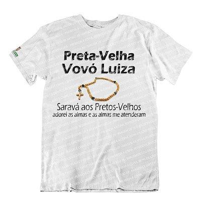 Camiseta Vovó Luiza