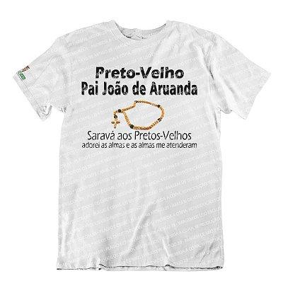 Camiseta Pai João de Aruanda