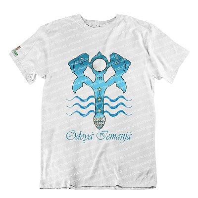 Camiseta Abebê Iemanjá