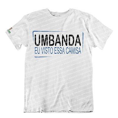 Camiseta Eu Visto Essa Camisa