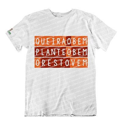 Camiseta Queira o Bem